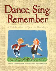 Book Cover for DANCE, SING, REMEMBER