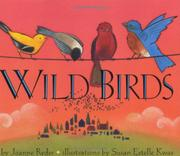 WILD BIRDS by Joanne Ryder