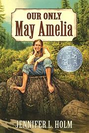 Cover art for OUR ONLY MAY AMELIA