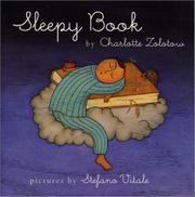 SLEEPY BOOK by Charlotte Zolotow