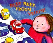 Book Cover for BEEP BEEP, VROOM VROOM!