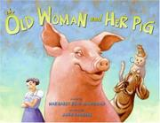 Book Cover for THE OLD WOMAN AND HER PIG