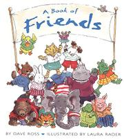 A BOOK OF FRIENDS by Dave Ross