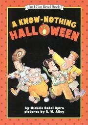 Cover art for A KNOW-NOTHING HALLOWEEN