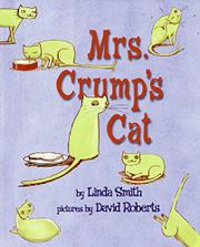 Cover art for MRS. CRUMP'S CAT