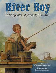 Cover art for RIVER BOY