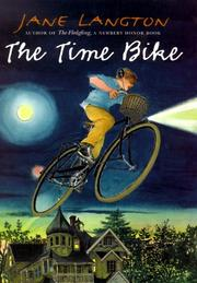 Cover art for THE TIME BIKE