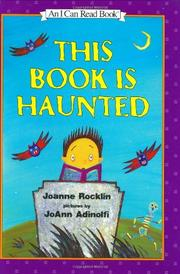 THIS BOOK IS HAUNTED by Joanne Rocklin