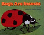 Cover art for BUGS ARE INSECTS