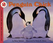 PENGUIN CHICK by Betty Tatham