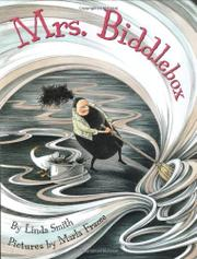 Cover art for MRS. BIDDLEBOX