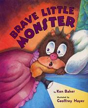 Cover art for BRAVE LITTLE MONSTER