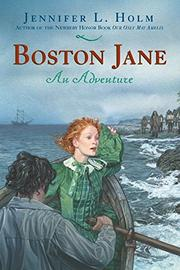 Cover art for BOSTON JANE