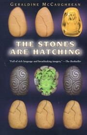 Book Cover for THE STONES ARE HATCHING