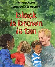 Cover art for BLACK IS BROWN IS TAN