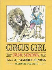 CIRCUS GIRL by Jack Sendak