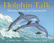DOLPHIN TALK by Wendy Pfeffer