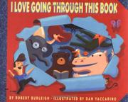 Book Cover for I LOVE GOING THROUGH THIS BOOK