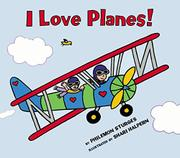 Book Cover for I LOVE PLANES!