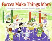 Cover art for FORCES MAKE THINGS MOVE