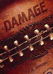 Book Cover for DAMAGE