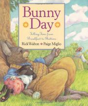 Book Cover for BUNNY DAY