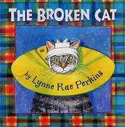 Cover art for THE BROKEN CAT