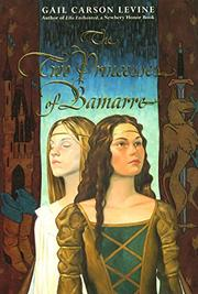 Cover art for THE TWO PRINCESSES OF BAMARRE
