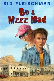 BO & MZZZ MAD by Sid Fleischman