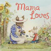 Book Cover for MAMA LOVES