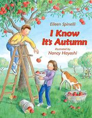 Cover art for I KNOW IT'S AUTUMN