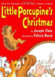 Cover art for LITTLE PORCUPINE'S CHRISTMAS