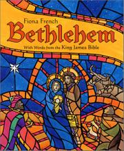 BETHLEHEM by Fiona French