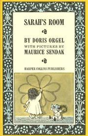 SARAH'S ROOM by Doris Orgel