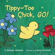Book Cover for TIPPY-TOE CHICK, GO!