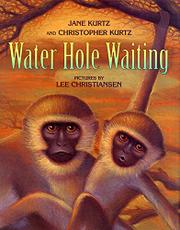 Book Cover for WATER HOLE WAITING
