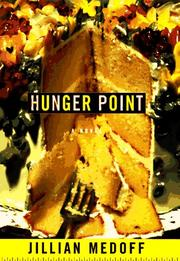 Cover art for HUNGER POINT