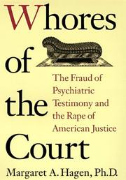 WHORES OF THE COURT by Margaret A. Hagen