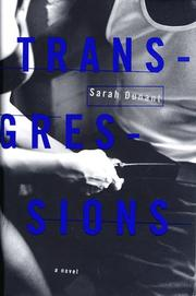 Cover art for TRANSGRESSIONS