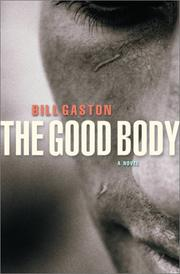 Cover art for THE GOOD BODY
