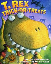 Cover art for T. REX TRICK-OR-TREATS