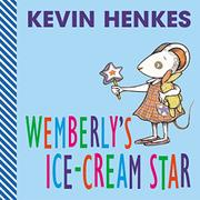 Cover art for WEMBERLY'S ICE-CREAM STAR