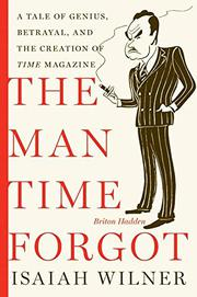 Cover art for THE MAN TIME FORGOT
