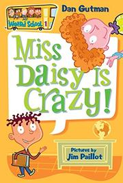 Cover art for MISS DAISY IS CRAZY!