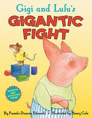 Book Cover for GIGI AND LULU'S GIANT FIGHT