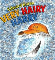 Cover art for VERY HAIRY HARRY