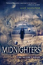 Cover art for MIDNIGHTERS #1
