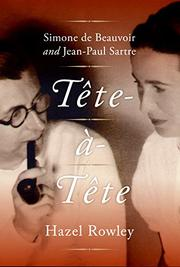 Book Cover for TÊTE À TÊTE