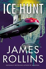 Book Cover for ICE HUNT