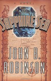 THE SAPPHIRE SEA by John Robinson
